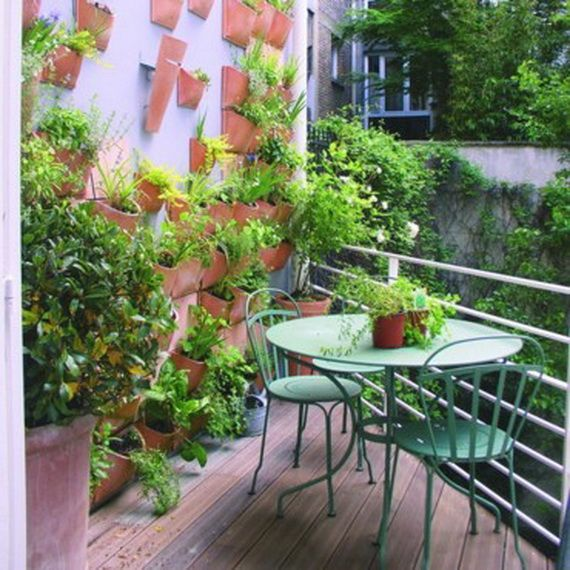 Small Balcony Design Ideas Gardens Decks And Outdoor Tiles