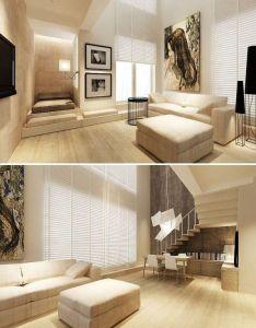 Homedesigning   via fresh neutral interior design schemes from katarzyna kraszewska   also rh pinterest