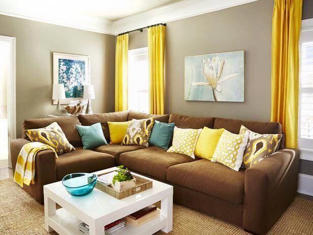 Living room inspiration decor brown also pinterest rh