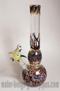 Dragon Premium Glass Bong $186.10 http://www.water-bongs ...