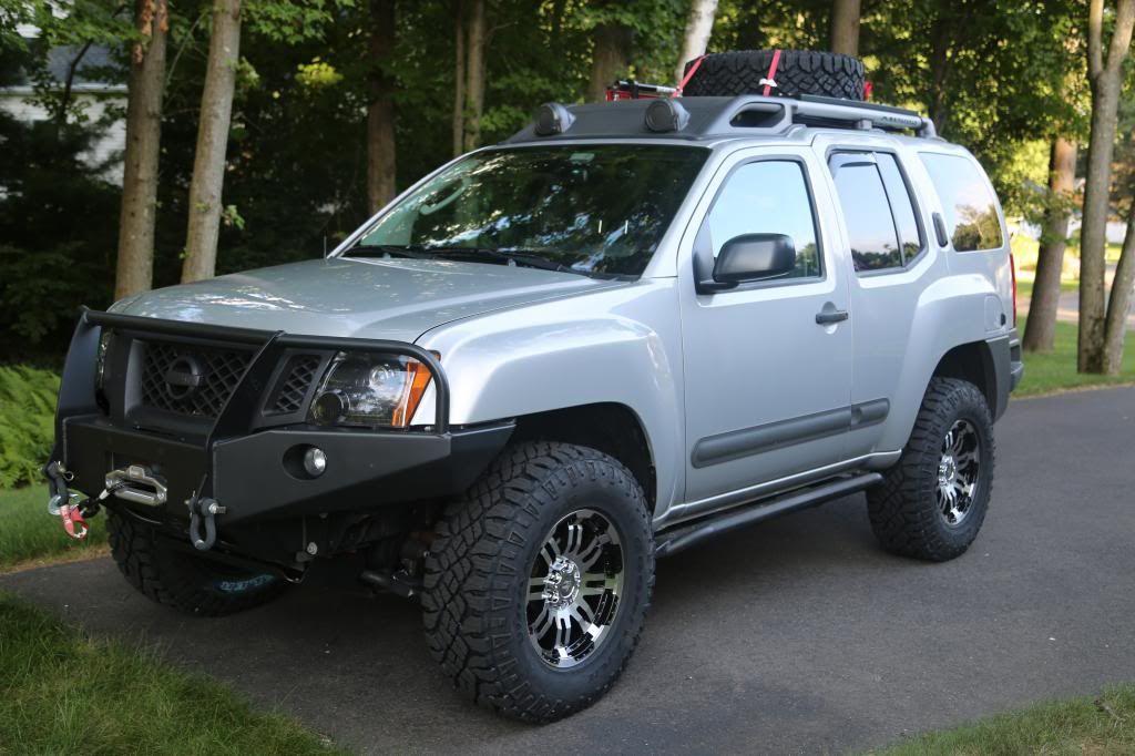 Jeep Wrangler Xterra