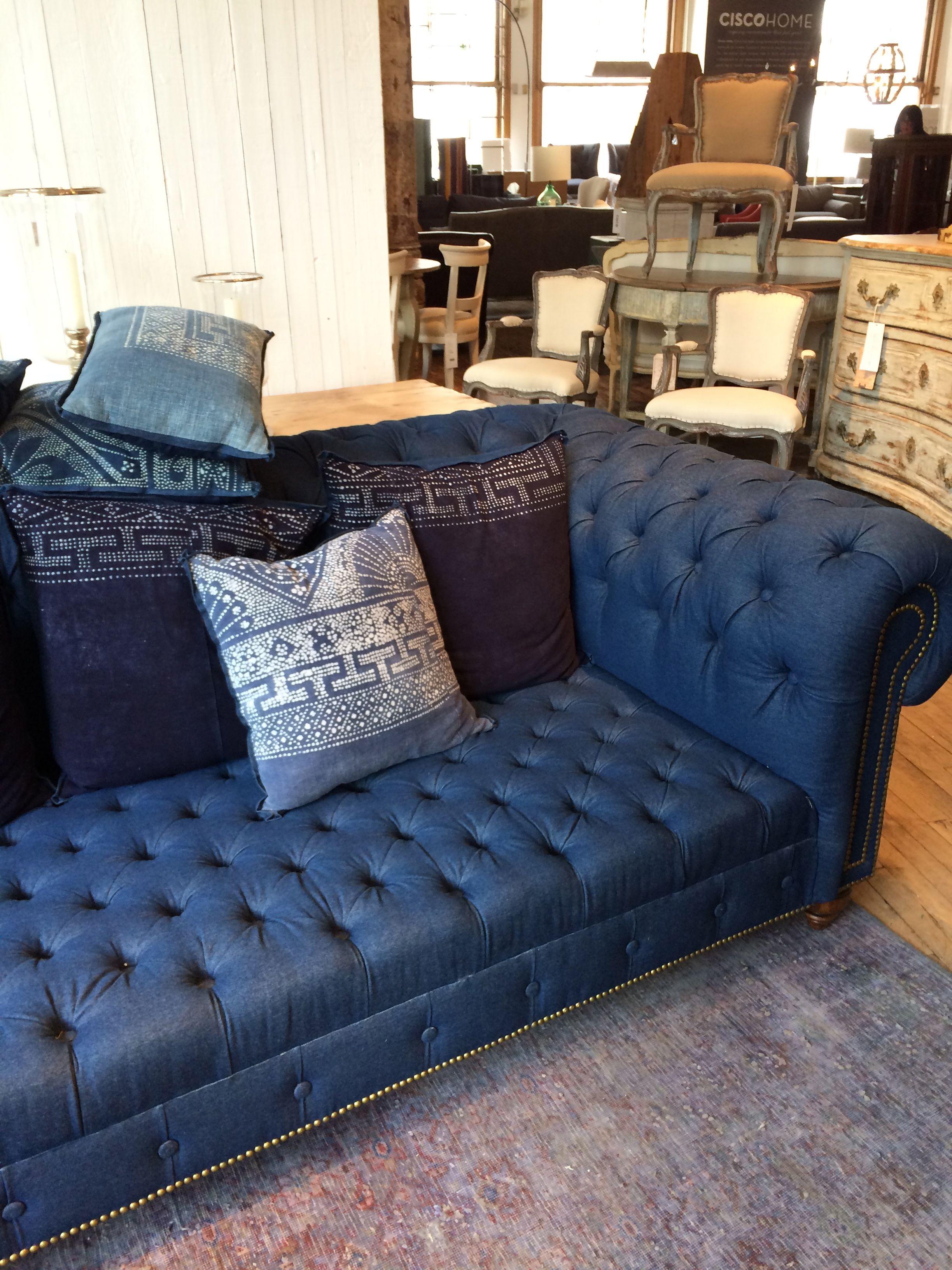 blue jean stain on sofa violet bed denim living room furniture