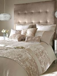 Crushed Velvet Bedding | VELVET LUXE | Pinterest | Crushed ...