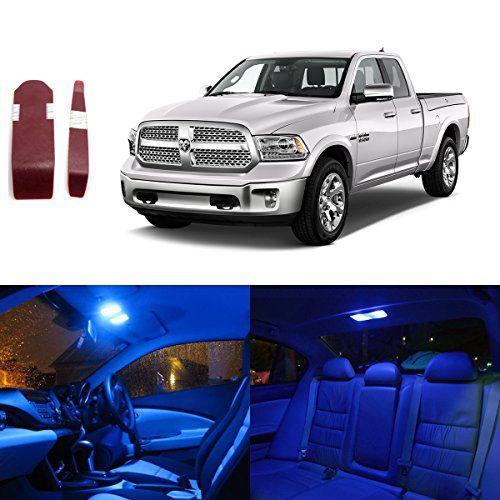 2009 Dodge Ram 1500 Interior Lights