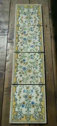 Minton Fireplace Tiles | Tile Design Ideas