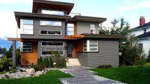 Modern Exterior House Paint Color Ideas