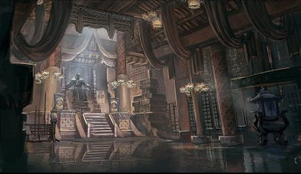 throne room deviantart fantasy lord rooms concept castle medieval dark overlord pirate chinese temple misery rp ooc mystery advanced casual