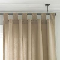 Ceiling Mount Curtain Rods Brackets | Ceiling mount ...