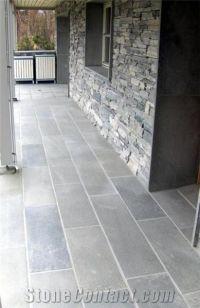 rectangular slate floor tiles (for outdoor porch?) | Deck ...
