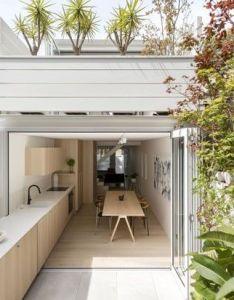 Casa estreita duplica de tamanho na reforma home designdesign ideasinterior also architecture rh pinterest