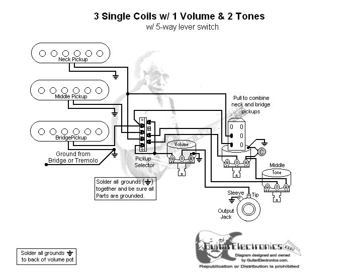 Wiring Diagrams Fender Pawn Shop Fender Duo-Sonic Wiring