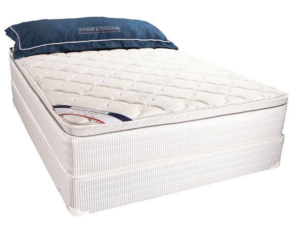 American Freight Erie Pa Pillow Top Dream Sleep Queen Mattress 199