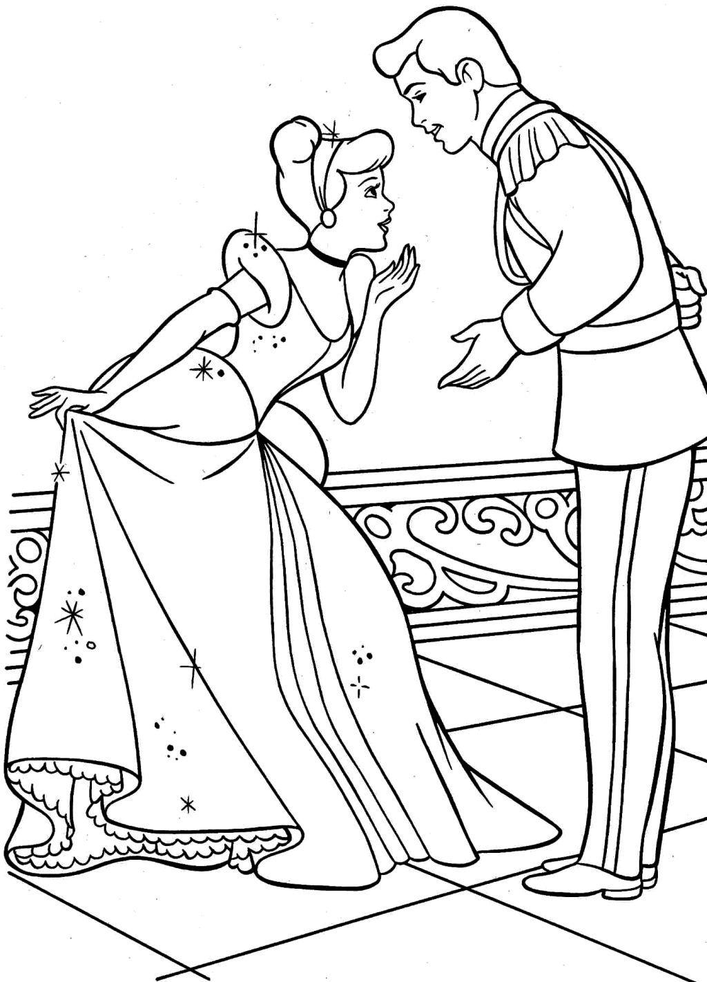 Cinderella Adult Coloring Book Google Search Stencils