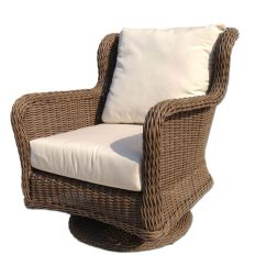 Wicker Porch Chairs Black Friday Bean Bag Bayshore Outdoor Swivel Chair Patio