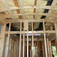 Framing for a Barrel-Vaulted Coffered Ceiling | Ceilings ...