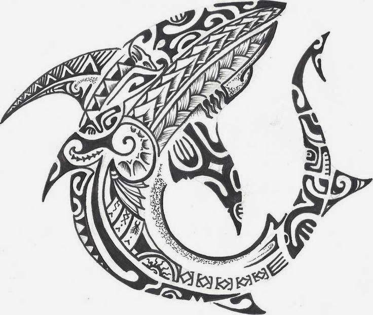 Hawaiian Shark Teeth Tattoo Meaning