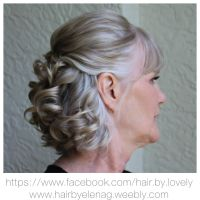 Bridal hair, wedding hair, mother of the groom | Wedding ...