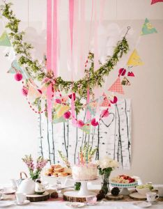 kids party settings also fairy tea parties and rh pinterest