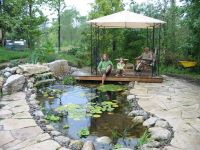Small Backyard Ponds And Waterfalls | Ponds And Waterfalls ...