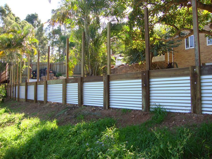 Cheap Retaining Wall Ideas Google Search Retaining Wall