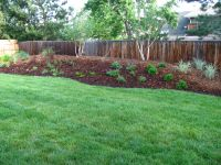 backyard berms photos - Google Search | Landscape design ...