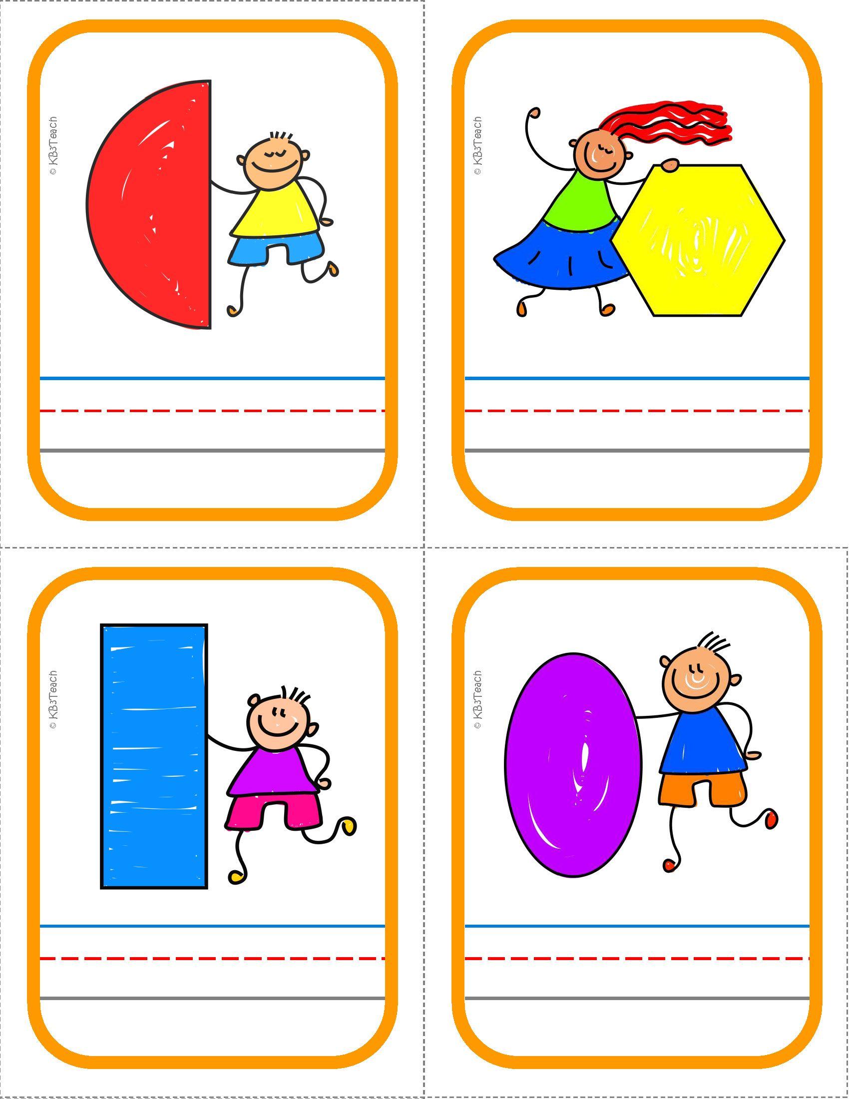 Worksheet Shapes Flashcards Worksheet Fun Worksheet