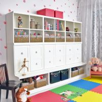 Chic Ikea Toy Storage For Contemporary Kids Furniture ...