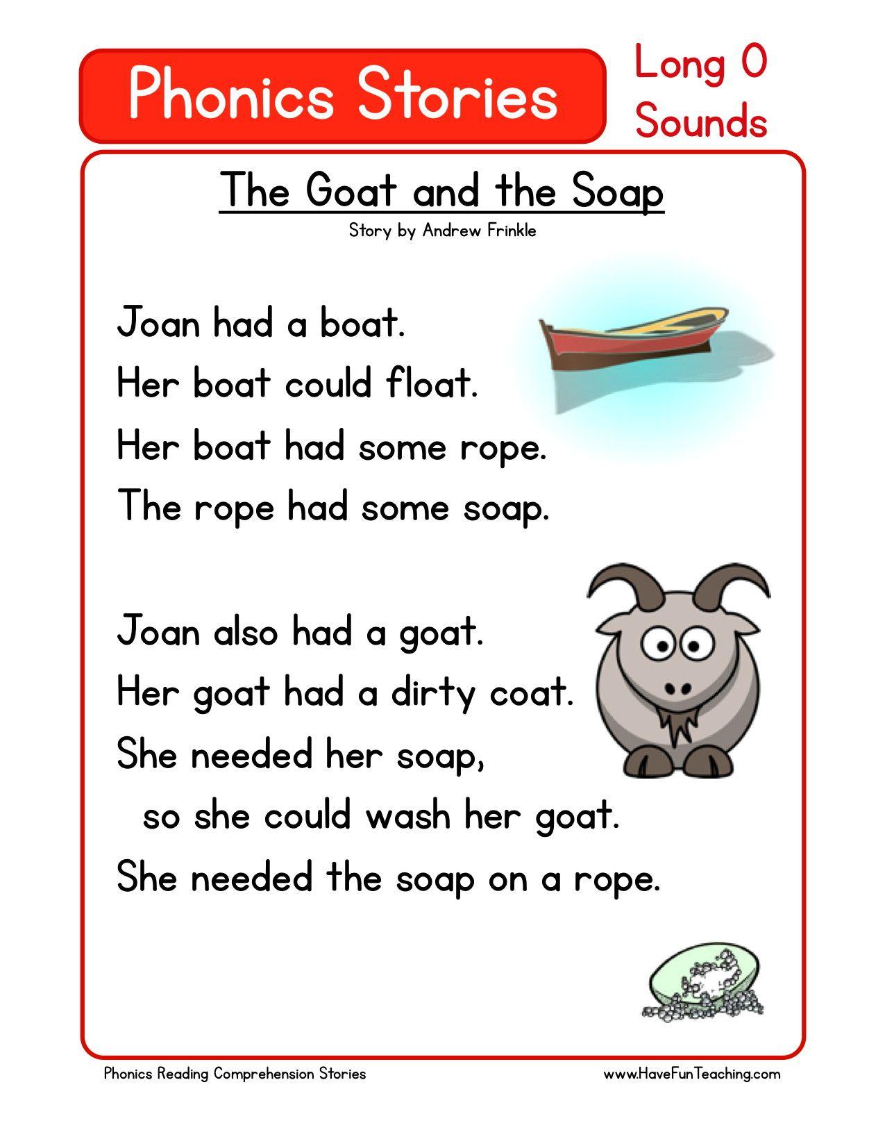 This Reading Comprehension Worksheet