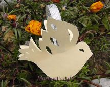 Holy Spirit Dove Craft Template - Year of Clean Water