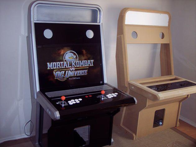 Brooklyn King Mindset Of The World Warrior Custom Vewlix Kit Street Fighter Arcade