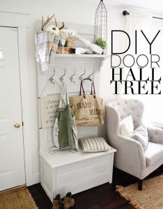 welcoming rustic entryway decorating ideas that every guest will love also rh pinterest