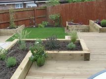 Low Maintenance Front Garden Design Ideas