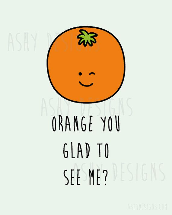 Tangerine Fruit Baskets