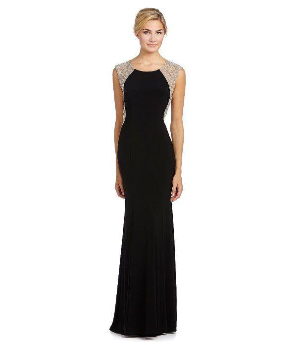 Xscape Beaded- Gown Dillards Item #04167100 Wedding