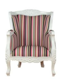 Aveline French Wing Back Chair by Fabulous and Baroque at ...