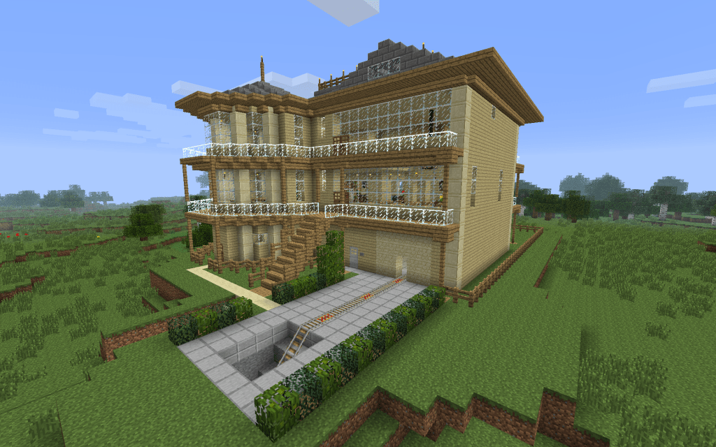 Cool Houses Minecraft Minecraft Seeds Minecraft Seeds