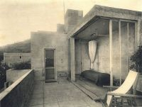 Villa Noailles, Outside bedroom, Hyres by Robert Mallet ...
