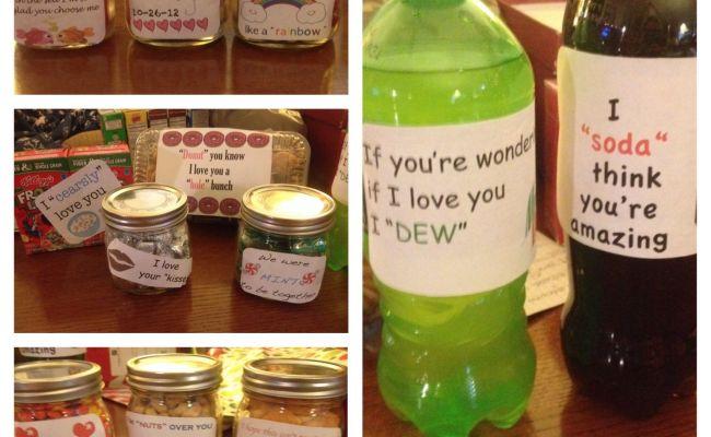 Diy Boyfriend Gift Gift Ideas Pinterest Diy