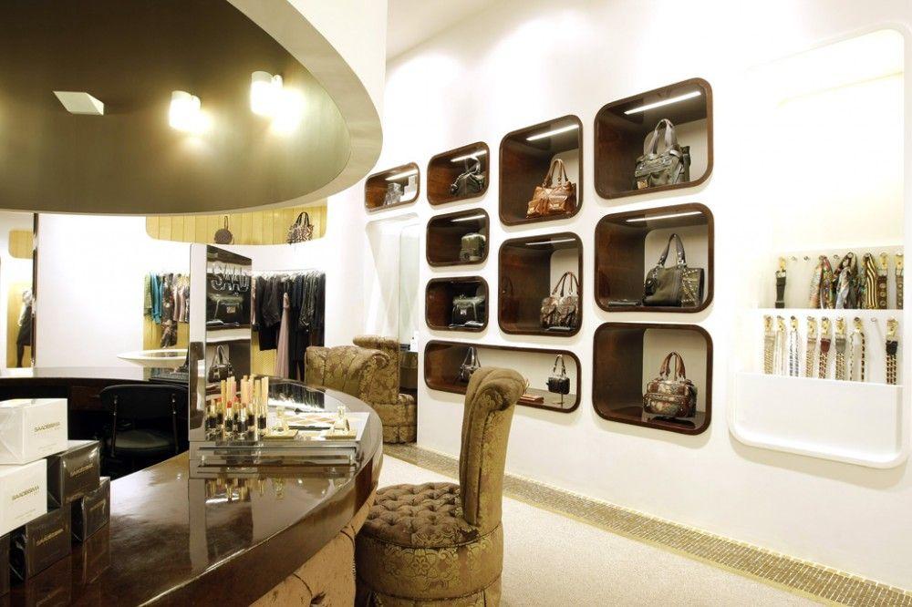 Interior Design Store Minimalist Retail Store Interior Design