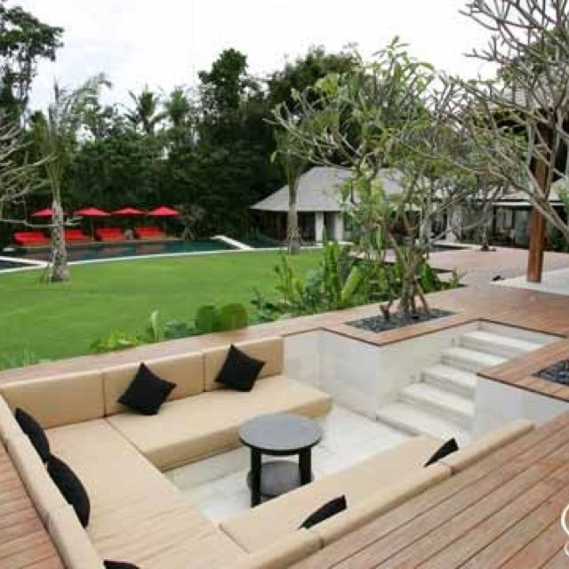 Beautiful Sunken Design Ideas For Your Garden Gardens Designs