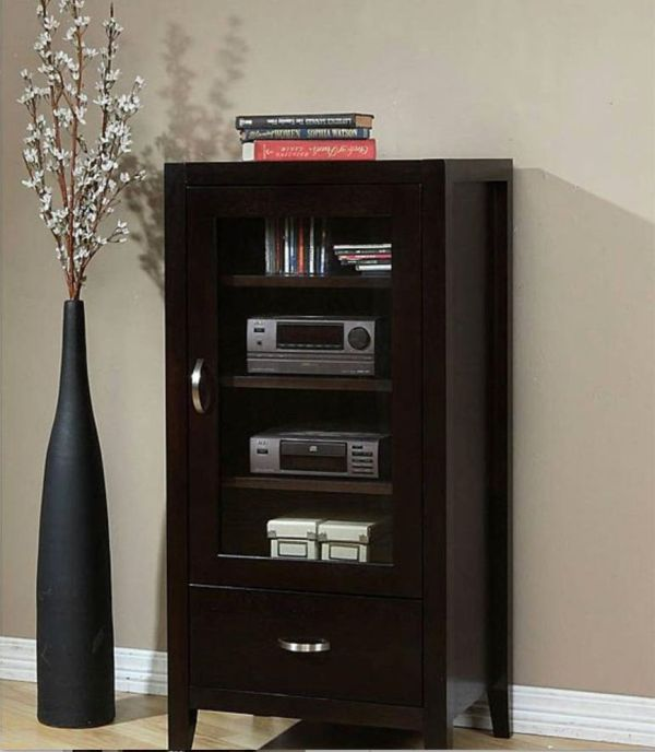 Audio Cabinet Home Sound System Stereo Rack Entertainment Center Unit Tv Stand 347.00 Http
