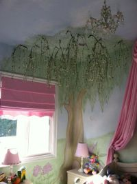 enchanted tree wall mural | Wall Murals by Colette: Hand ...