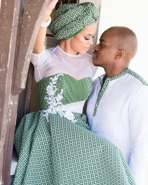 Linda Mtoba Xhosa Wedding