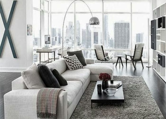 modern living room decorating ideas also gris  target ar