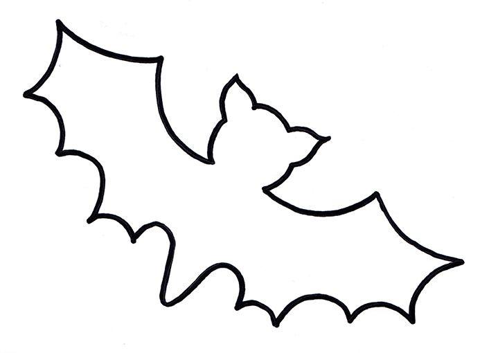 Fledermaus Vorlage Xobbu Malvorlage #halloween #kürbis #