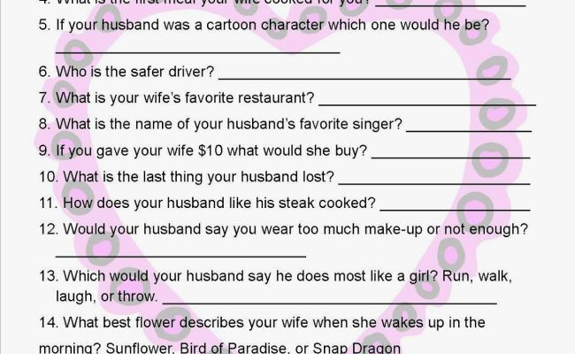 Amanda G Whitaker Couple S Valentine S Day Party Games