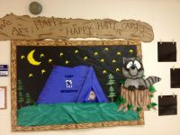 camping theme decorations | Camping theme.. Moms room ...