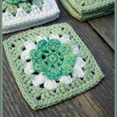 Diagram For Granny Square Crochet Stitch Rotary Switch Wiring Guitar Flower Grannie Pattern Hieronder Volgt Het