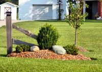 nice-simple-landscaping | Neat furniture | Pinterest ...