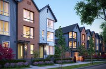 Modern Townhouse Architecture
